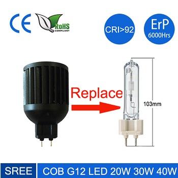 LED G12 Lampen Ersatz für 30w-170w