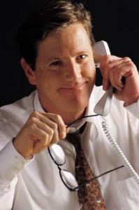 Beratungsgespräch per Telefon