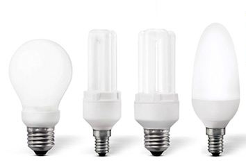 LED Vorteile: Leuchtstofflampen