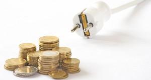 LED Vorteile: Stromsparen