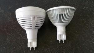 G12 LED Leuchten 25W und 15W Größen Unterschied beachten www.ledinfo24.de